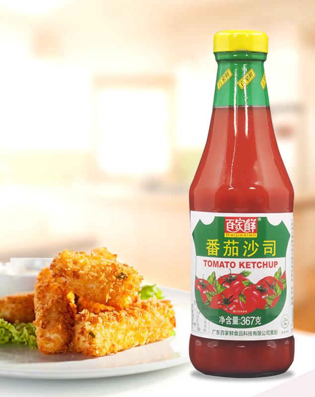 番茄沙司367g*12瓶