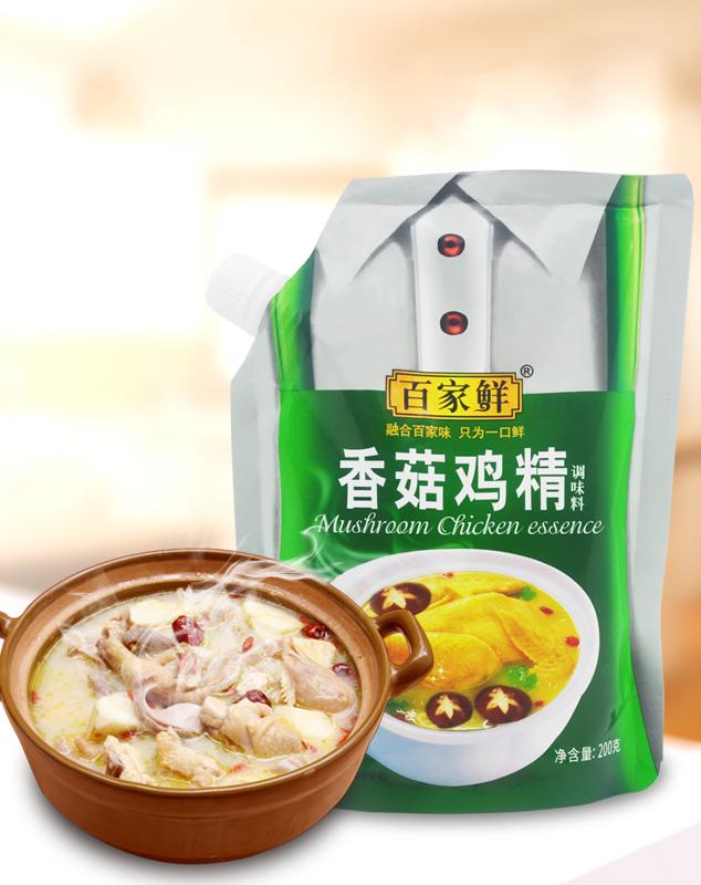 香菇鸡精/200g*40包