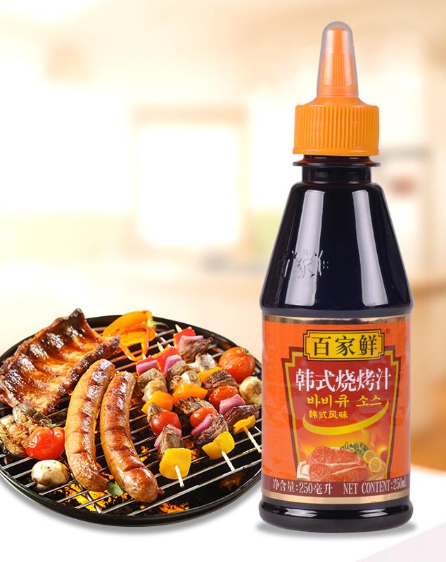 韩式烧烤汁/250ml*20瓶
