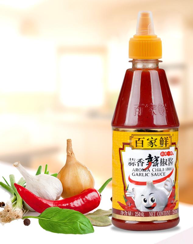 蒜香辣椒酱/250ml*20瓶