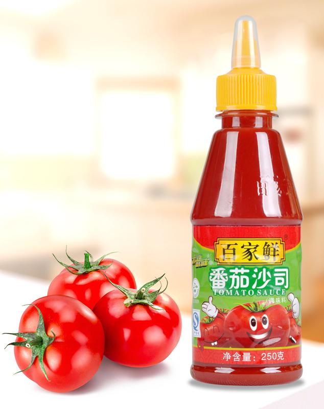 绿标番茄沙司/250g*20瓶