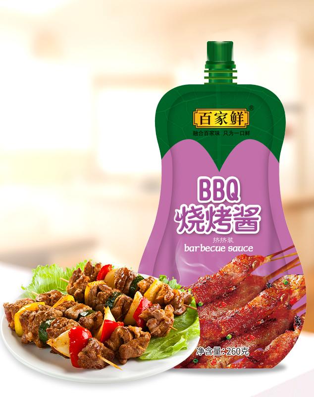 BBQ烧烤酱/260g*24包