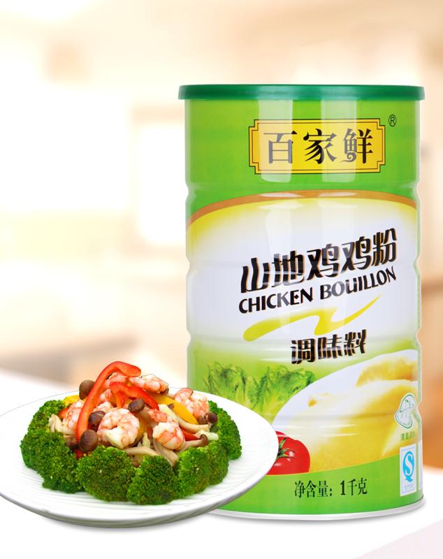 山地鸡鸡粉/1kg*6瓶