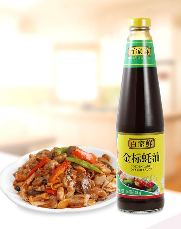 金标蚝油/680g*12瓶