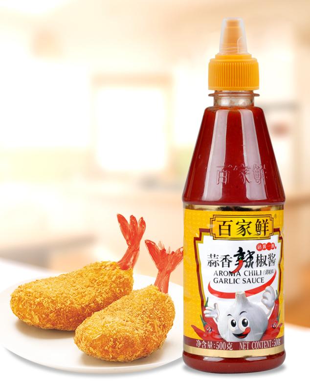 蒜香辣椒酱/500g*12瓶